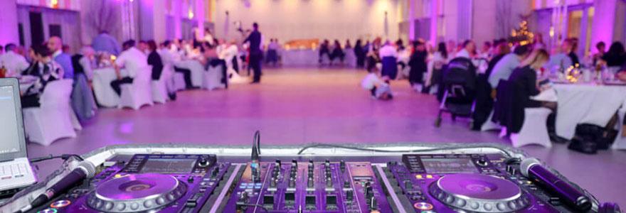 DJ en mariage